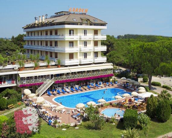 Firmatour romagna adriatico caorle garden sea hotel - Hotel giardino al mare sestri levante ...