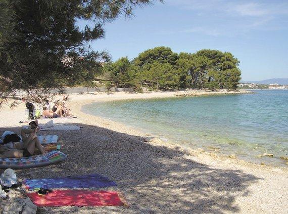 Firmatour croazia slovenia riviera di malinska for Appartamenti vacanze privati