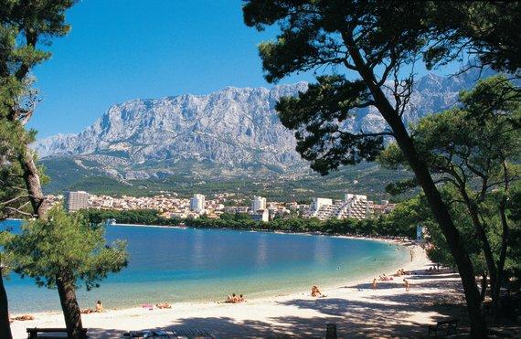 Firmatour croazia slovenia riviera di makarska for Appartamenti vacanze privati