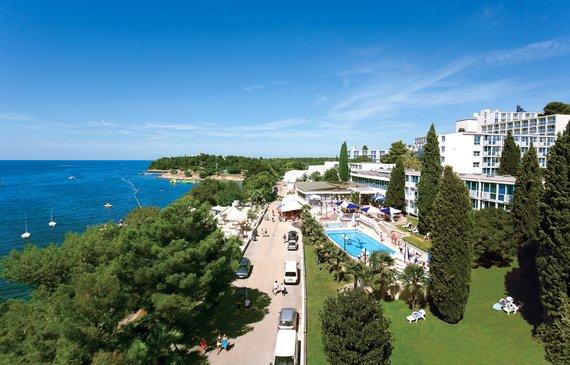 Hotel Porec Sul Mare
